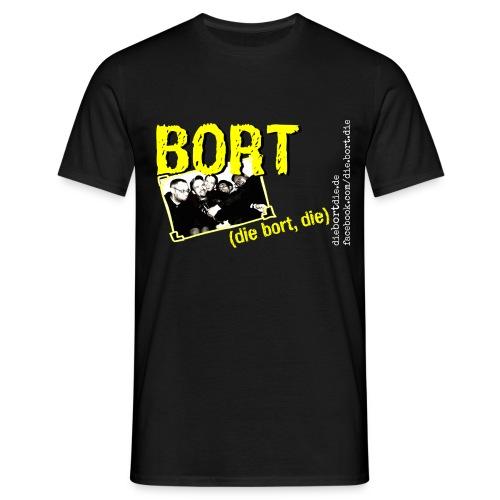 Bort Gruppenbild - Männer T-Shirt