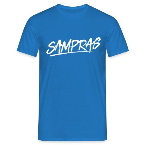 Sampras Logo - Men's T-Shirt
