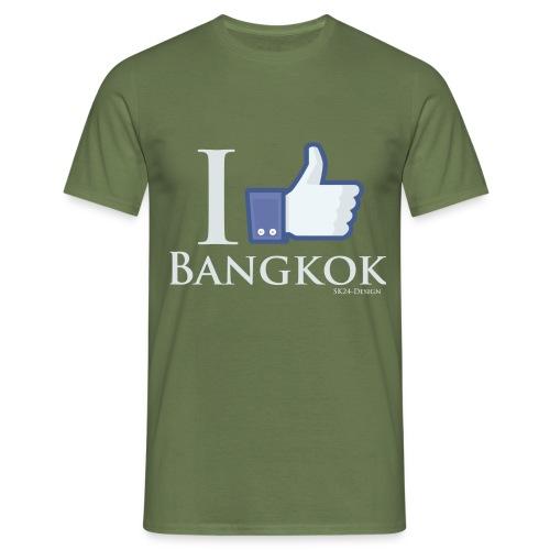 Like-Bangkok - Männer T-Shirt