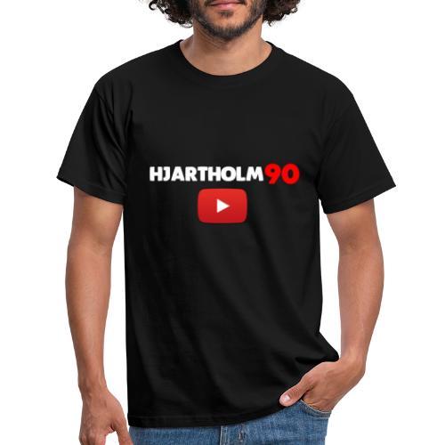hjartholm90 2017 - T-skjorte for menn