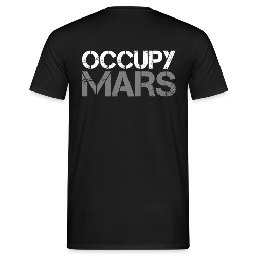 Occupy Mars - Men's T-Shirt