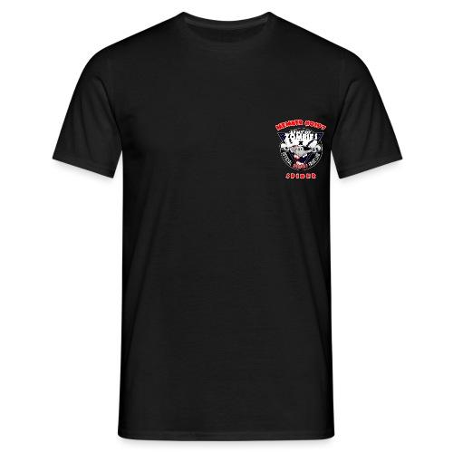 Brustlogo AoZ0197 - Männer T-Shirt