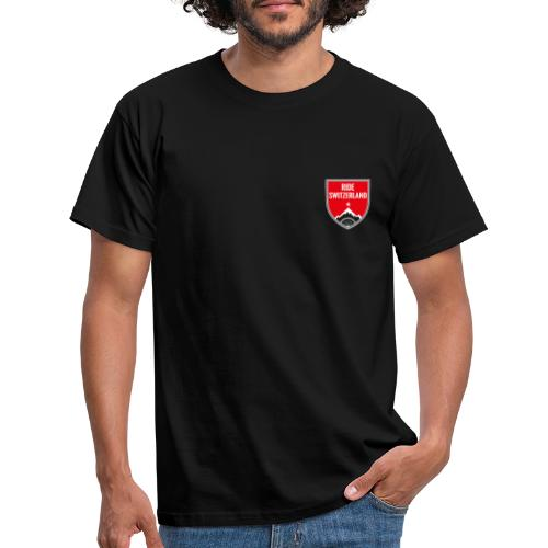 Rideswitzerland - T-shirt Homme