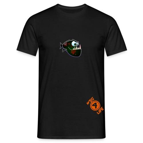 logovorne - Männer T-Shirt