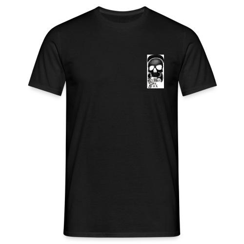 rvj LOGO Kopie - Männer T-Shirt