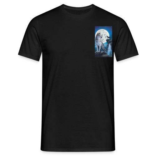 Alfie Clark Moon studios - Men's T-Shirt