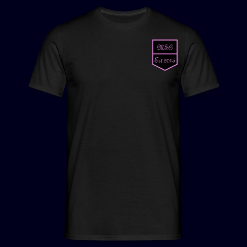 MSG CREST LOGO - Men's T-Shirt