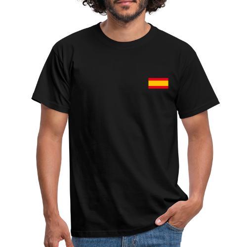 Bandera España - Camiseta hombre
