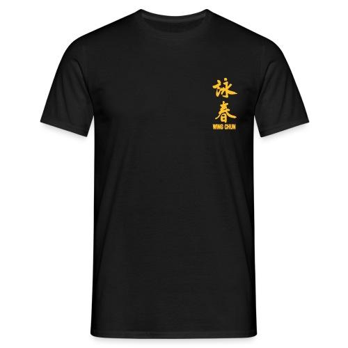 SIFU Level - T-shirt herr