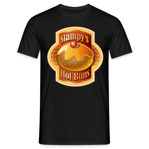Stampy s Hot Buns png - Men's T-Shirt