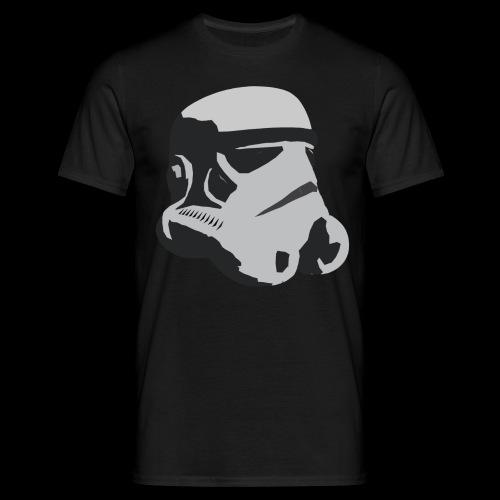 Stormtrooper Helmet - Men's T-Shirt