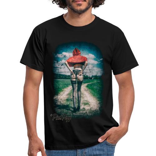 Red Riding Hood - Männer T-Shirt