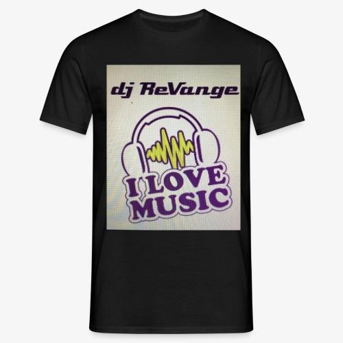 DJ REVANGE - T-shirt Homme