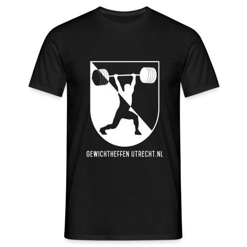 Gewichtheffen Utrecht Logo Shirt - Mannen T-shirt