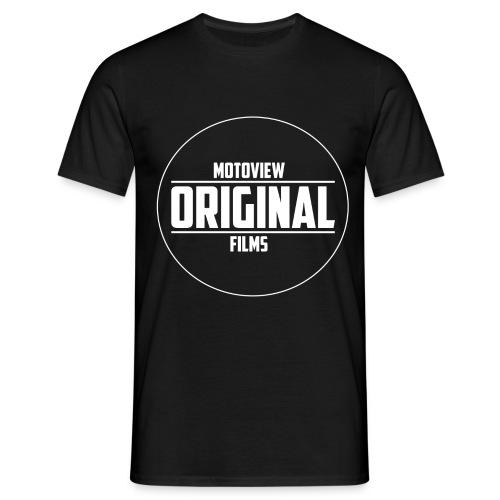 original film weiß gut png - Männer T-Shirt