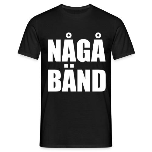NÅGÅ BÄND - Men's T-Shirt