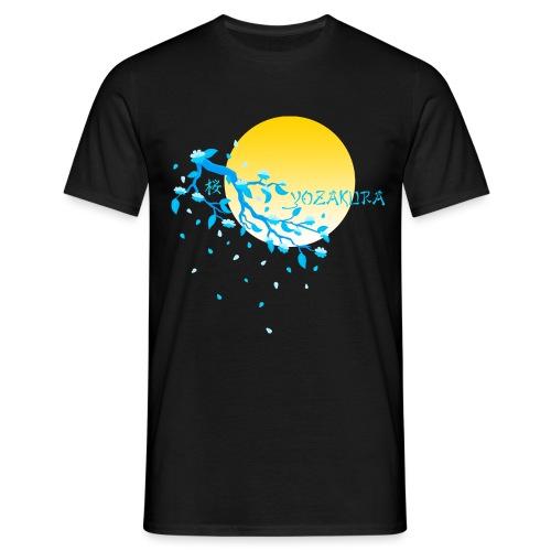 Cherry Blossom Festval Full Moon 2 - Männer T-Shirt