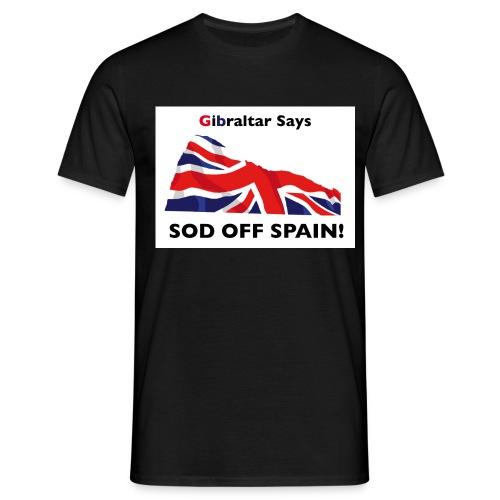 gibsays - Men's T-Shirt