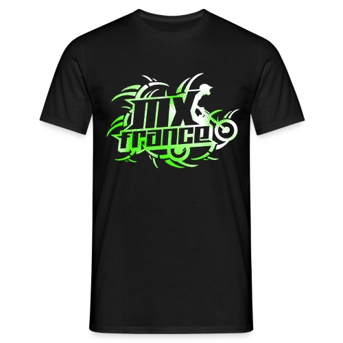 Tribal Lime Light - T-shirt Homme