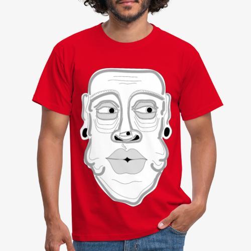 face01 - Männer T-Shirt