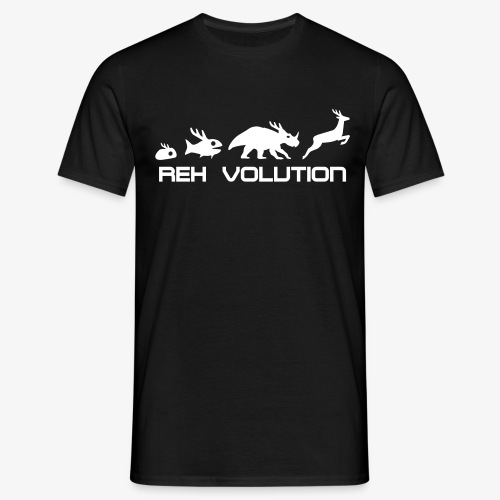 Reh Volution - Männer T-Shirt
