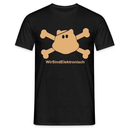 wseTotenkopf - Männer T-Shirt
