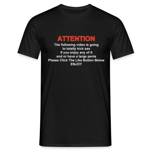 attnn - Men's T-Shirt