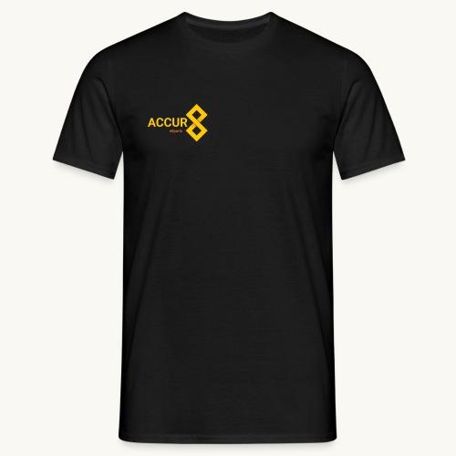transparent accur8 sehr groß png - Männer T-Shirt