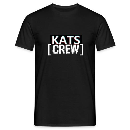 KATS CREW Logo - Koszulka męska