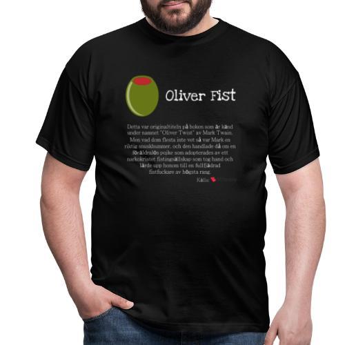 Oliver fist - T-shirt herr