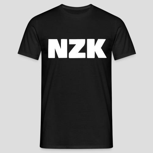 NZK logo - Mannen T-shirt