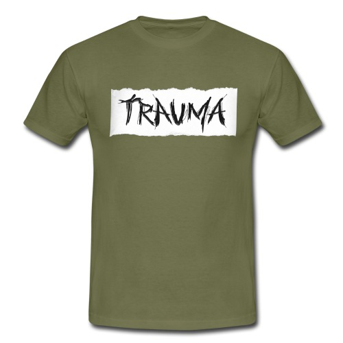 Trauma - T-shirt herr