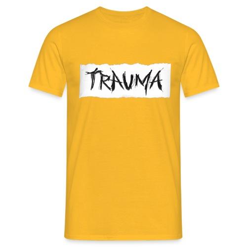 Trauma - T-shirt herr