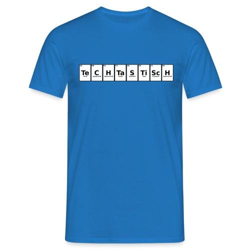 TeCHTaSTiScH2 png - Männer T-Shirt
