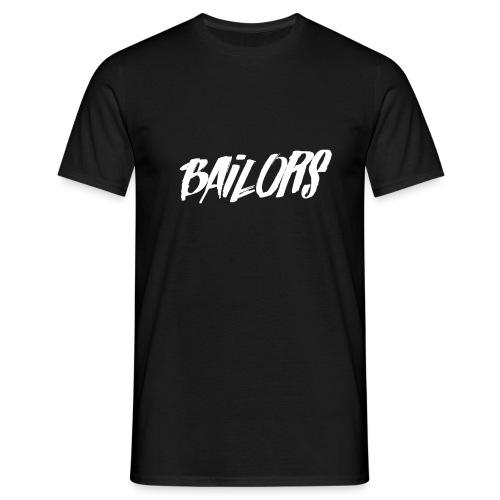 Bailors Painted white - Mannen T-shirt