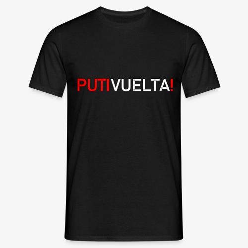 putivuelta - Men's T-Shirt