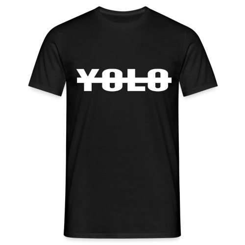 NO YOLO - T-shirt Homme