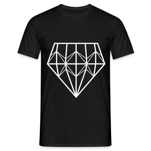 Diamond - Miesten t-paita