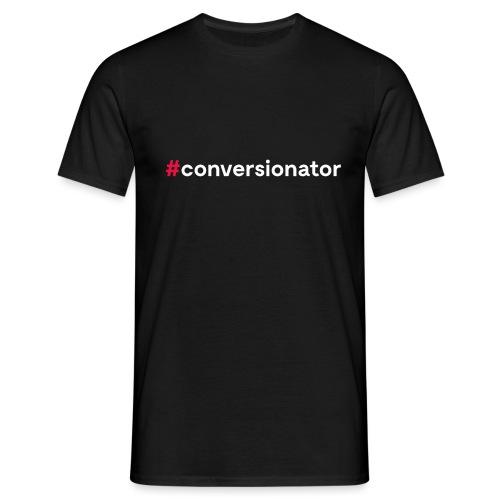 #Conversionator - Männer T-Shirt