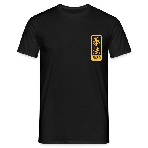 sk2-0-label-14 - Mannen T-shirt