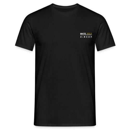 white gold03 - Männer T-Shirt