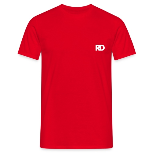 rd white png - T-shirt Homme