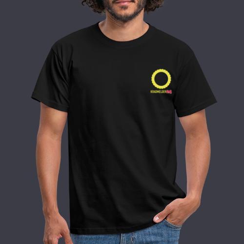 Kradmelder24 mit Reifen - Männer T-Shirt