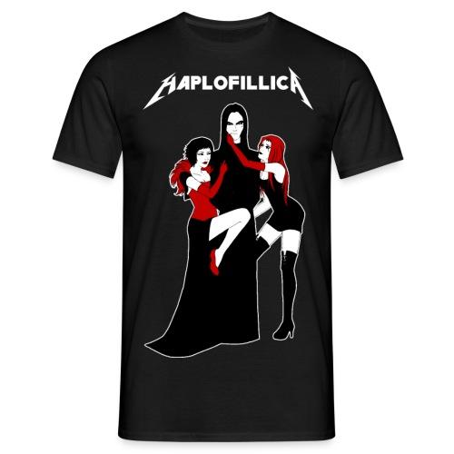 Haplofillica - Camiseta hombre
