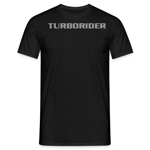 logoschrift - Männer T-Shirt