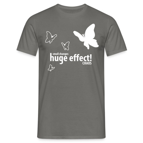 new chaos - Mannen T-shirt