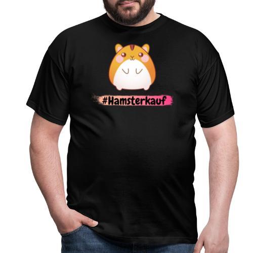 Hamsterkauf - Corona - Männer T-Shirt