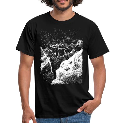 Forteresse enneigée - T-shirt Homme