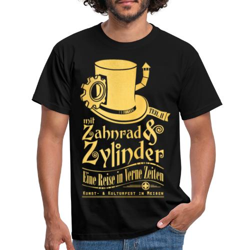 ZuZ 2018 front texture - Männer T-Shirt