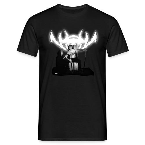 NinjaLiebe White - Männer T-Shirt